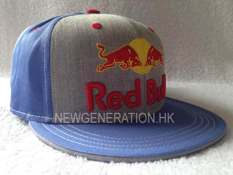 Custom Snapback Cap With 3d Embroidery In Wool Blend 1