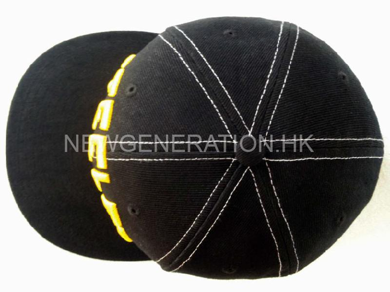 Acrylic Fitted Cap With 3d Embroidery4