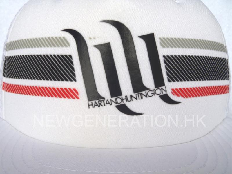Trucker Hat With Printed Logo3