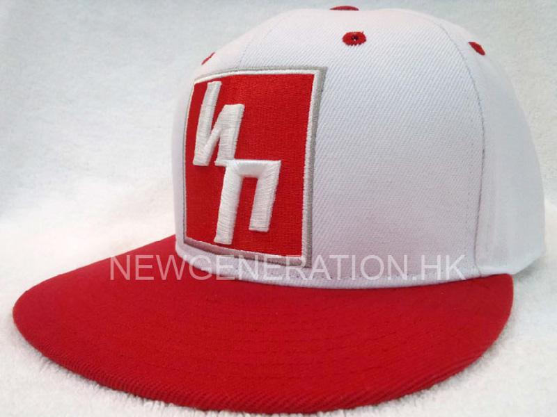 Acrylic Snapback Cap With 3d Embroidery2