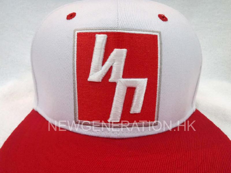 Acrylic Snapback Cap With 3d Embroidery3