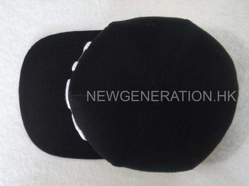 Acrylic Snapback Cap With 3d Embroidery4