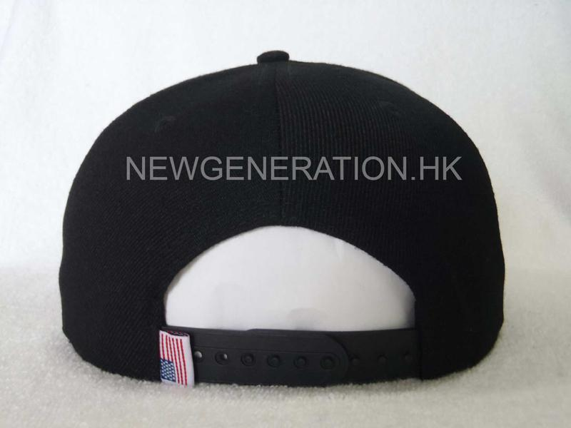Acrylic Snapback Cap With 3d Embroidery5