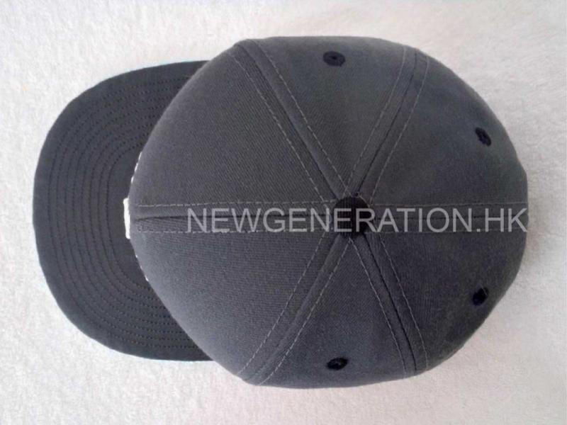 Acrylic 6panel Snapback Cap With 3d Embroidery Front Logo4