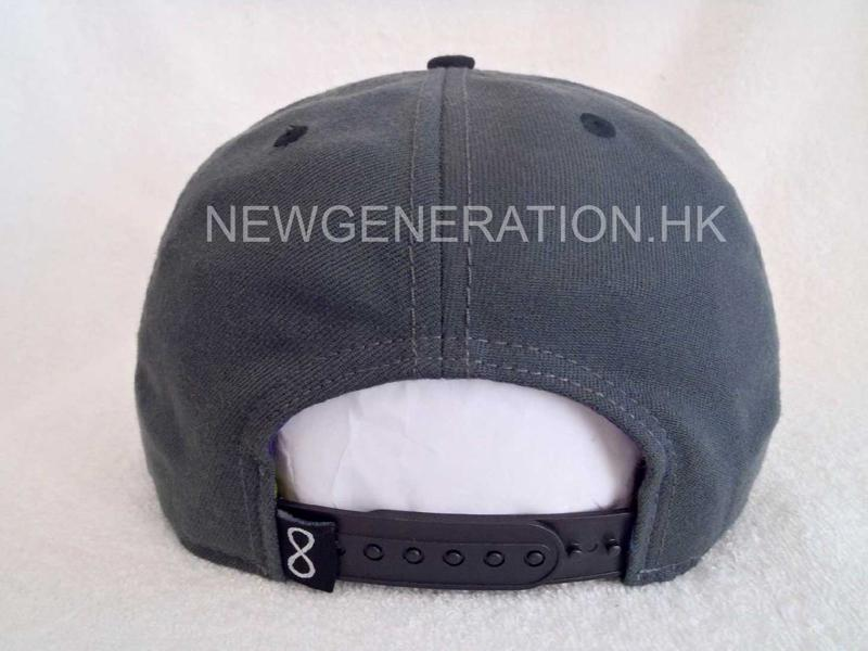Acrylic 6panel Snapback Cap With 3d Embroidery Front Logo5