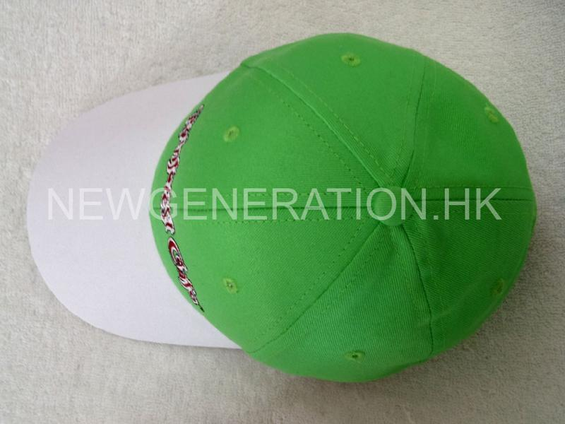 Snapback Cap With Flat Embroidery Logo4
