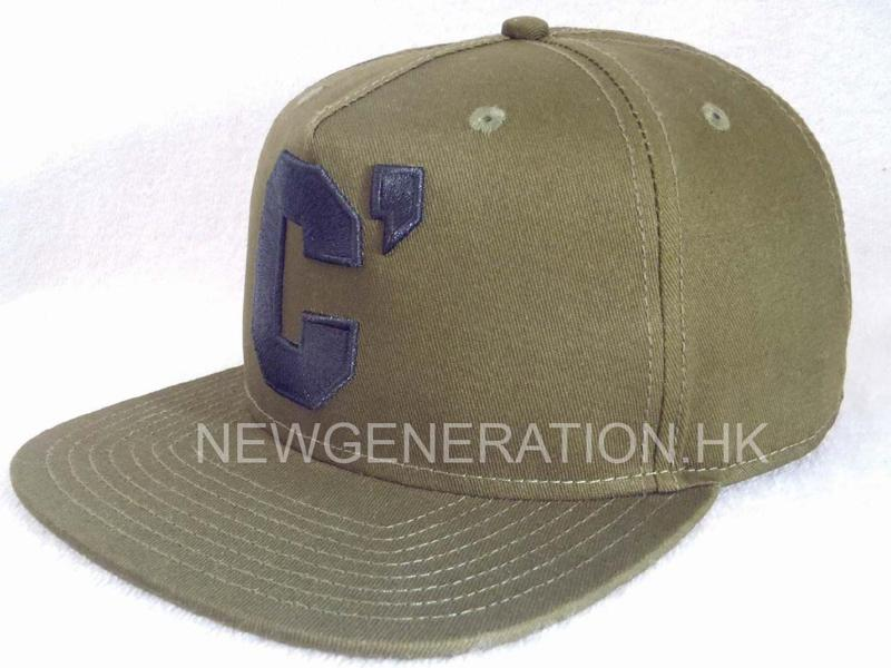 Cotton Snapback Cap With 3d Embroidery Logo2