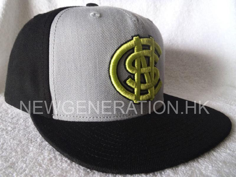 Acrylic Snapback Cap With 3D Embroidery Logo