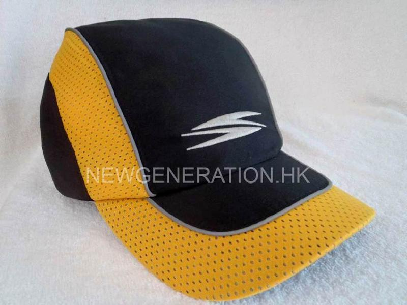 Sport Hat With Flat Embroidery