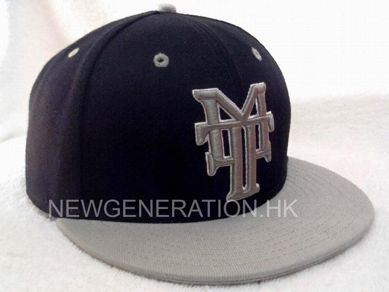 Acrylic Snapback Cap With 3d Embroidery Logo1