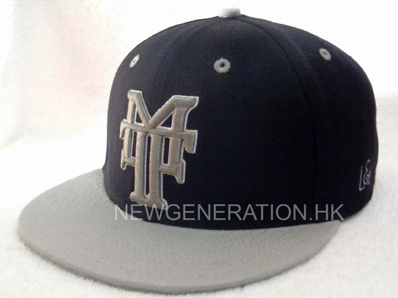 Acrylic Snapback Cap With 3d Embroidery Logo2
