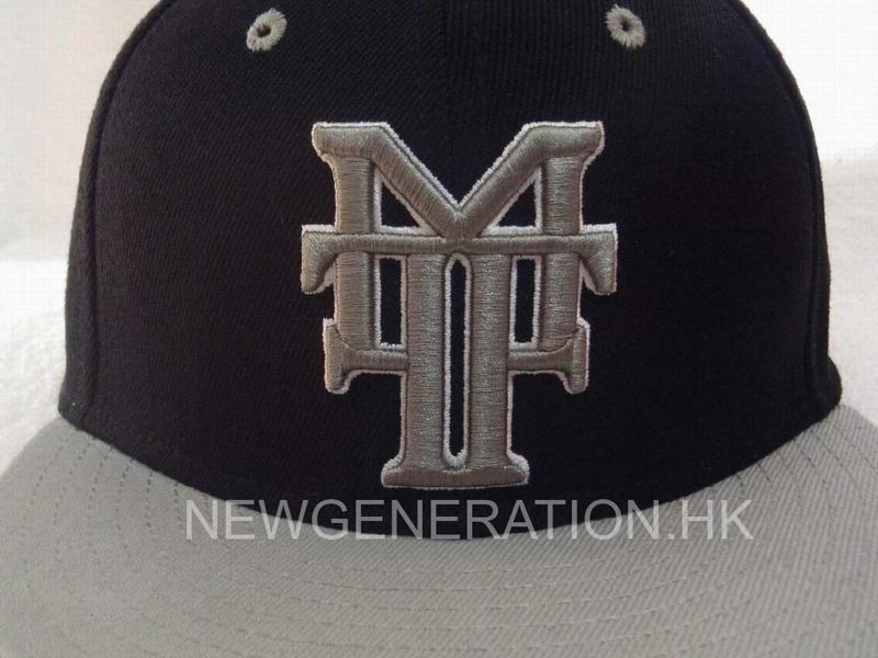 Acrylic Snapback Cap With 3d Embroidery Logo3