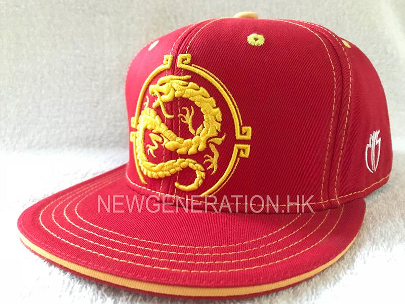 2Custom Cap Manufactured With Detailed Embroidery