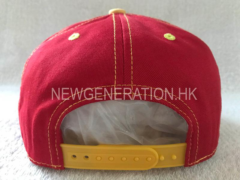 Custom Cap Manufactured With Detailed Embroidery 5