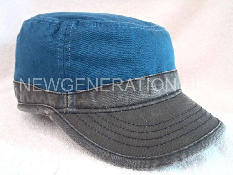 Cotton Military Cap1