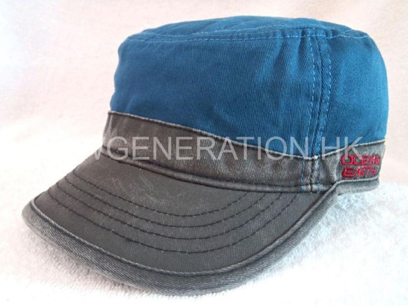 Cotton Military Cap2