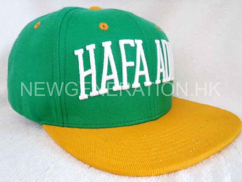Cotton 3d Embroidery Snapback Cap1