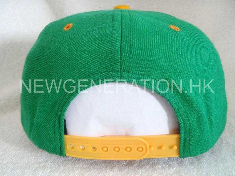 Cotton 3d Embroidery Snapback Cap5