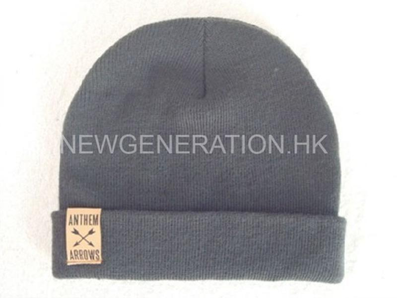 Acrylic Beanie With Woven Label4