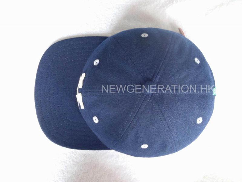 Wool Cap With Leather Strap4