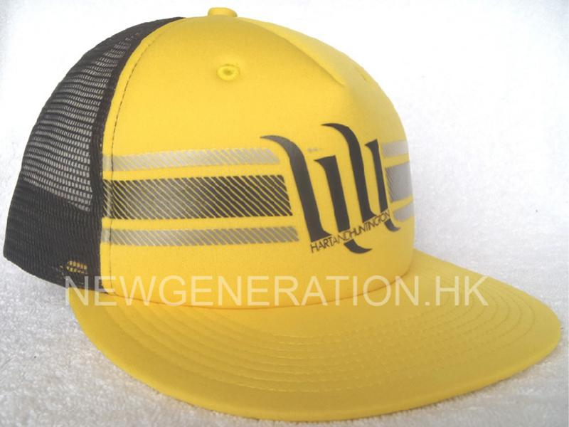 Harthuntington Trucker Cap With Foam Front1