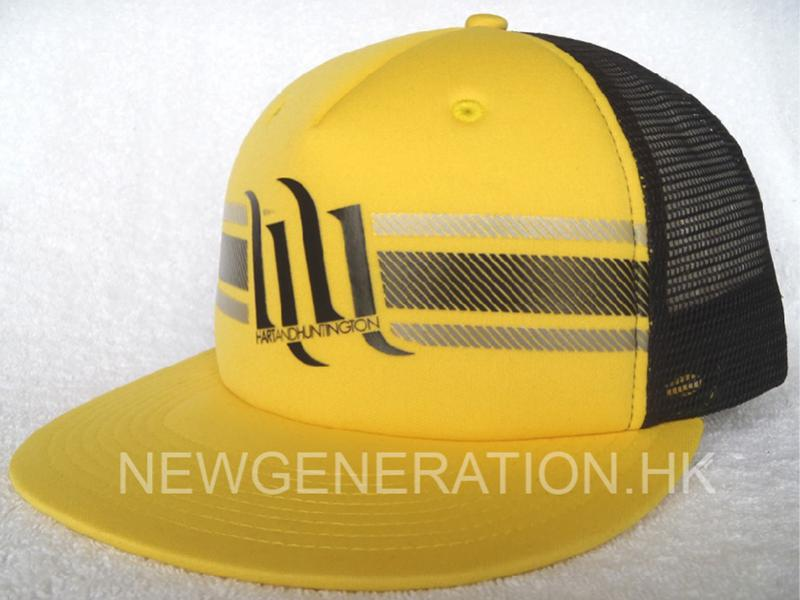 Harthuntington Trucker Cap With Foam Front2