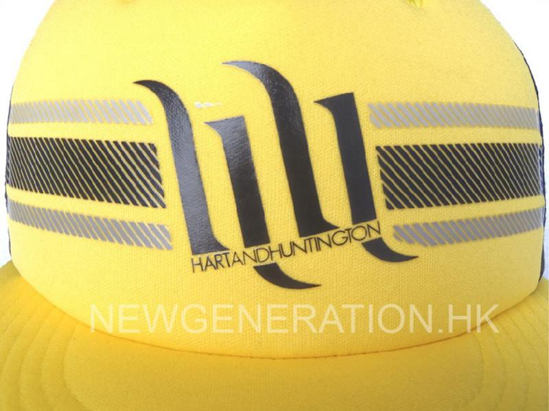 Harthuntington Trucker Cap With Foam Front3