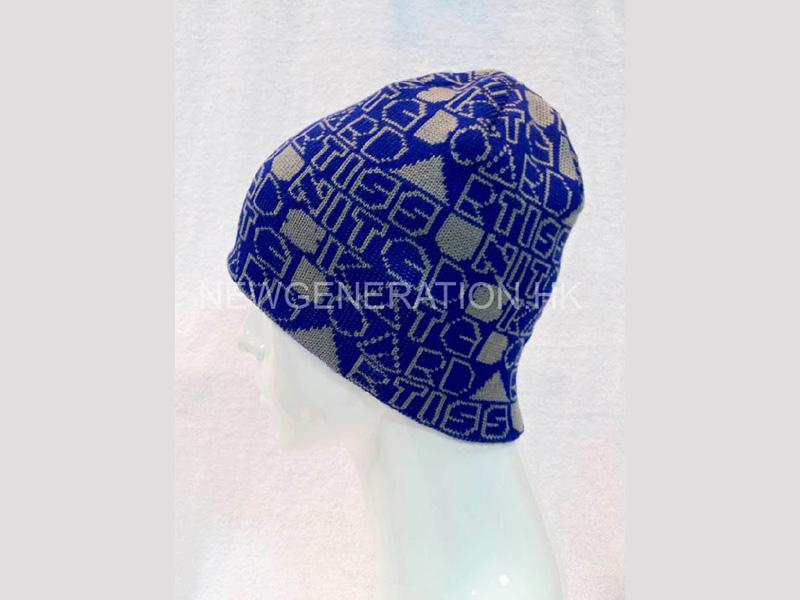 Beanie With Jacquard Pattern4