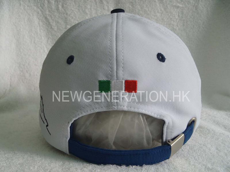 Embossed Ottoman Fabric Baseball Cap With 3d Embroidery4