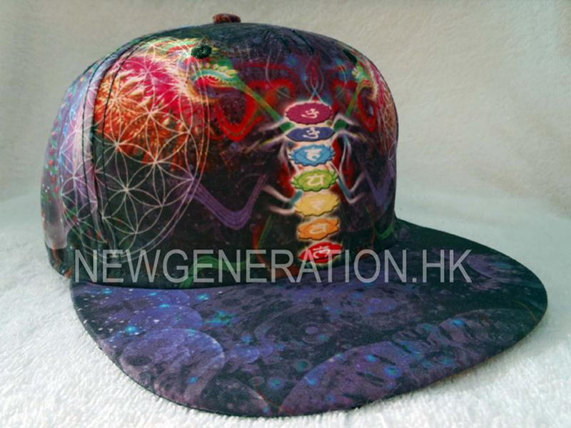 Sublimated Cap1