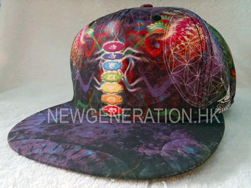 Sublimated Cap2