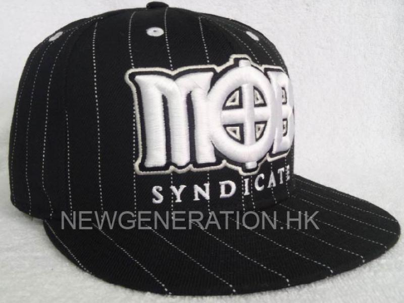 Premium Fitted Cap with 3D Emb. and Printed lining