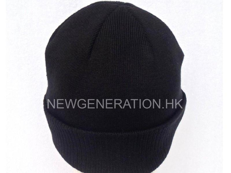 Acrylic Beanie With Embroidery Logo4