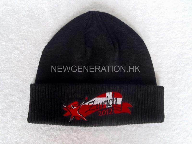 Acrylic Beanie With Embroidery Logo5